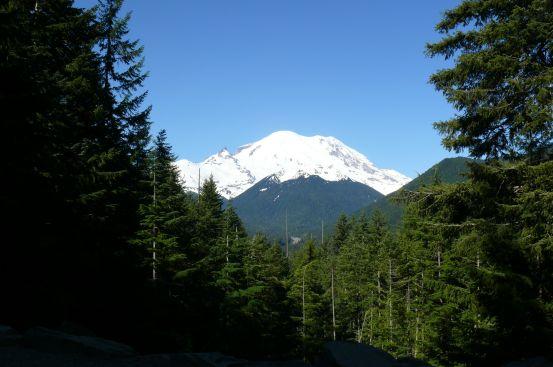 Mt Rainier Nth East side
