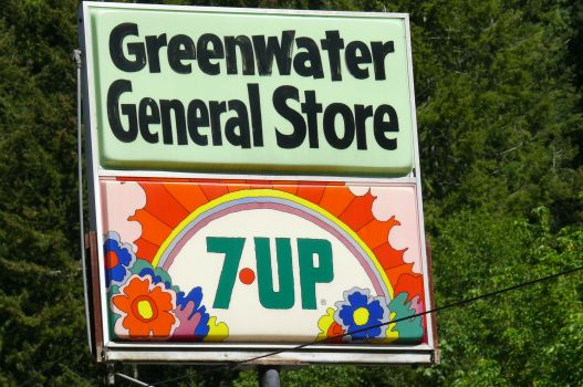Greenwaters only store