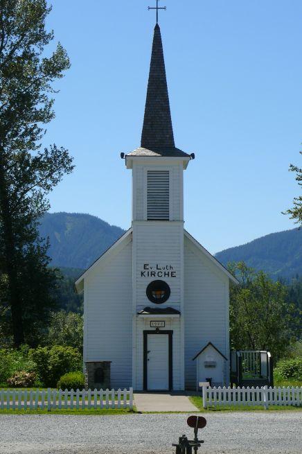 Church in Elbe WA
