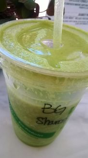 B Green Smoothie