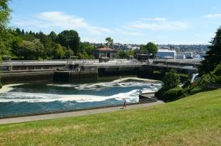 Chittenden Locks