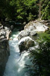 Tye River Deception Falls