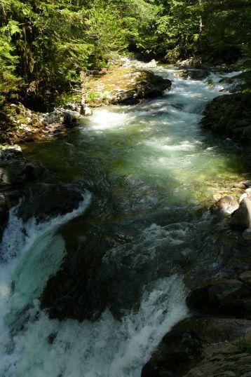 Deception Falls Trail