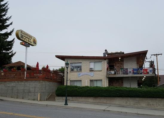 Our hotel in Republic