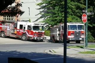 The Local Brigade Trucks
