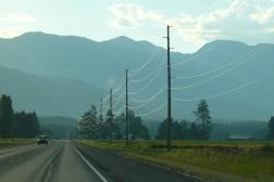 Montana early morning