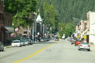Wallace main street