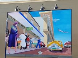 Bremerton Mural