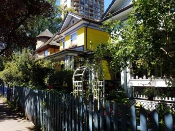 Lovely Niece's neighborhood