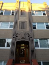 West End Vancouver Art Deco?