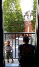 Looking out for Firetrucks