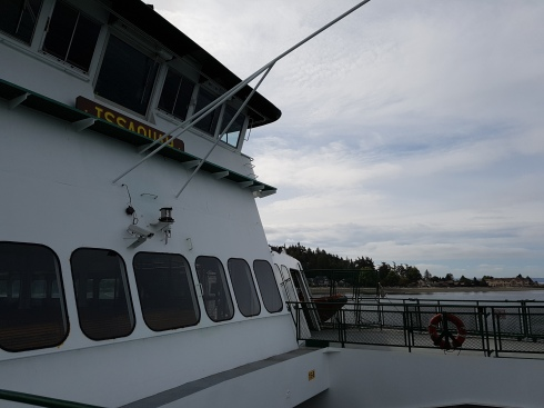 Fauntleroy to Vashon Island