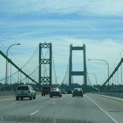 Bridge west of Seattle