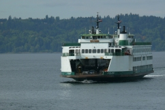 Passing Ferry