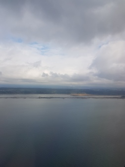 Arriving into Vancouver