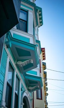San Francisco colours