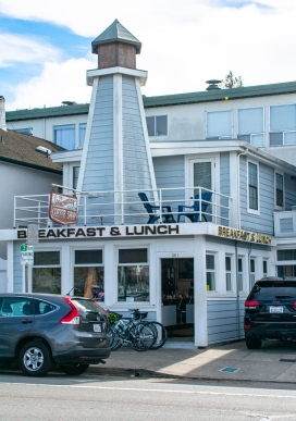 The BEST lunch this week, Sausalito